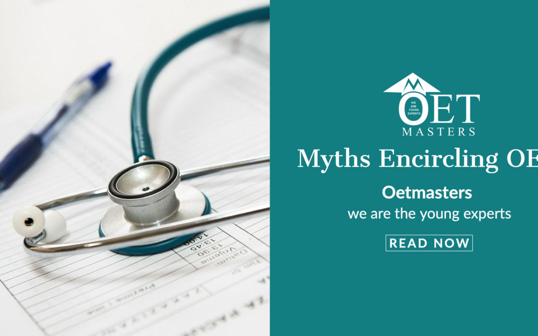 Myths Encircling OET