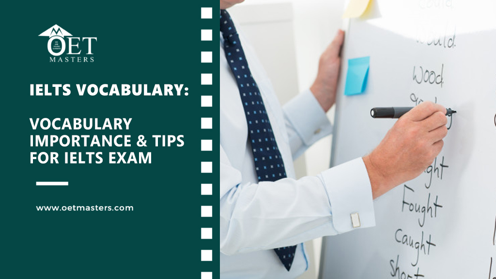 IELTS Vocabulary: Vocabulary Importance & Tips for IELTS Exam