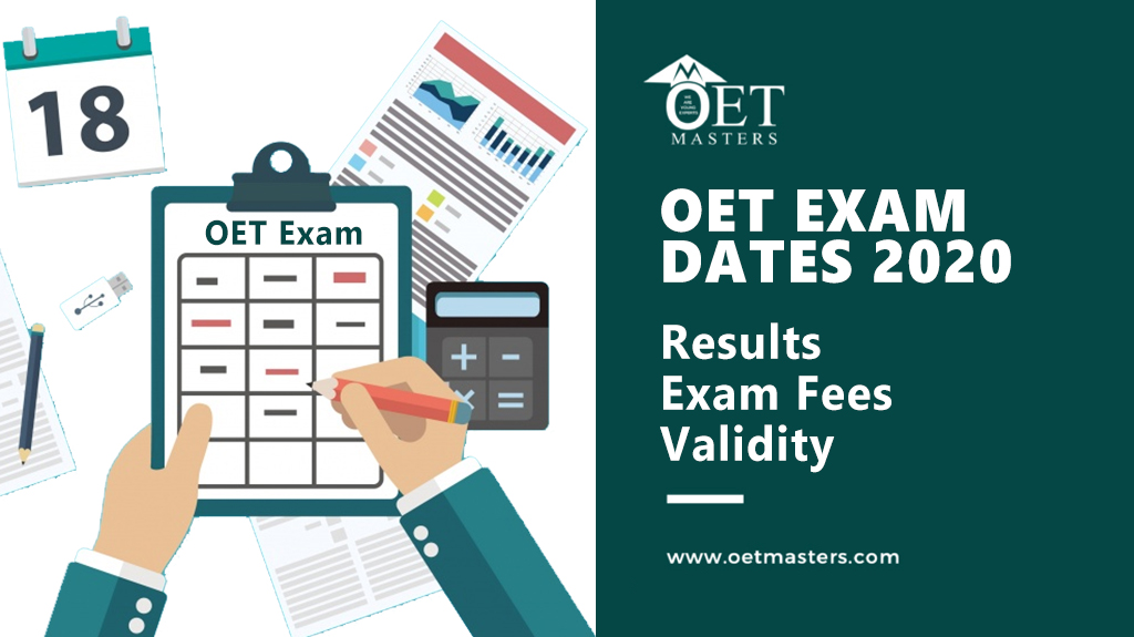 Everything about OET Exam 2020