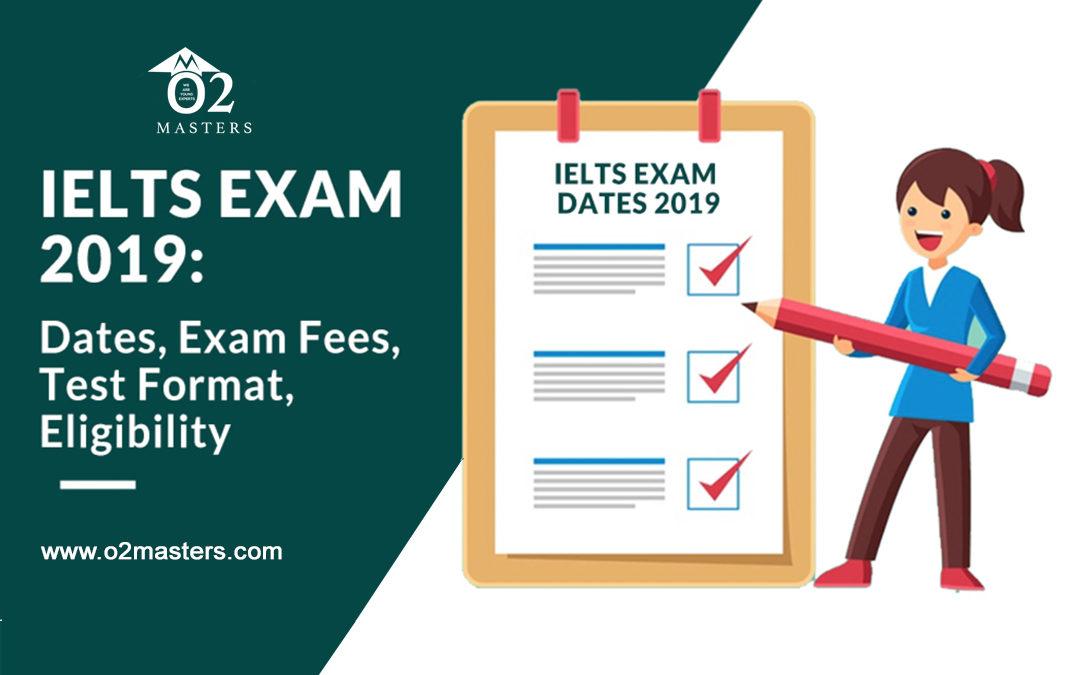 IELTS Exam Date 2019