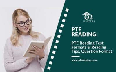 PTE Reading Test Format & Reading Tips