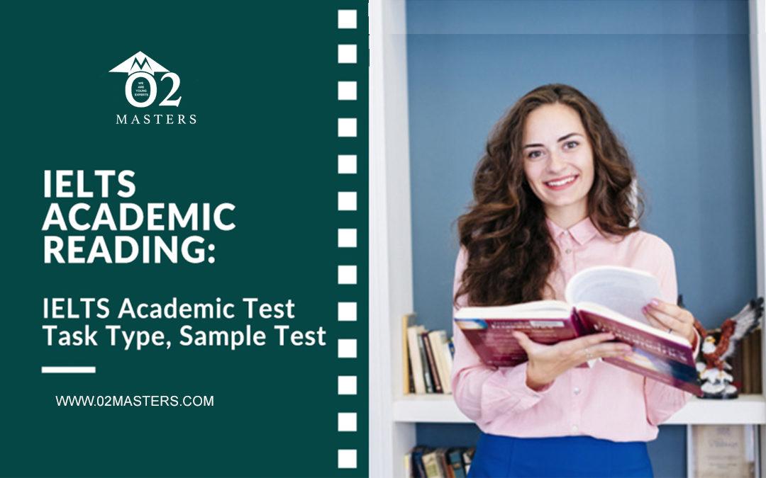 IELTS Academic Test Format