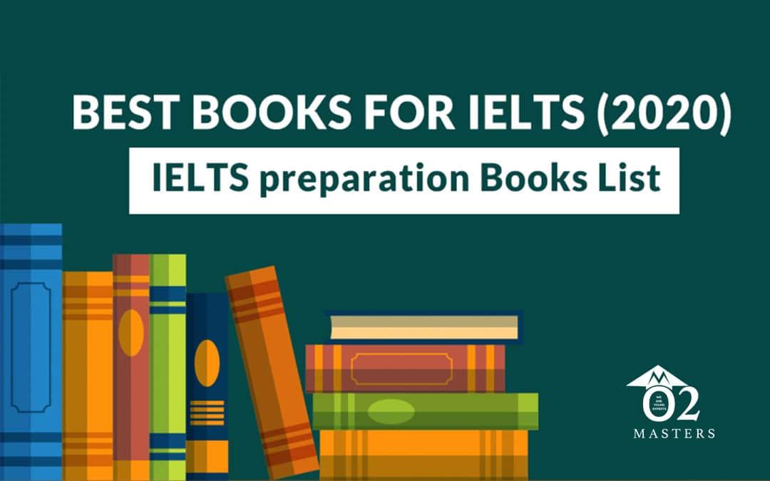Books for IELTS 2020 Exam