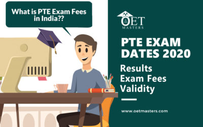 PTE Exam Date and Test Format 2020