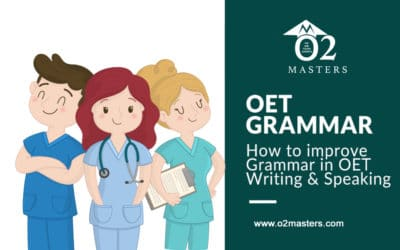 OET Grammar: How to improve Grammar in OET Writing & Speaking Section