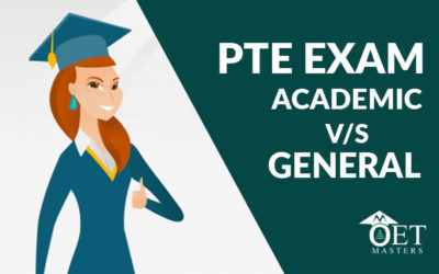 Difference between PTE General and Academic Exam