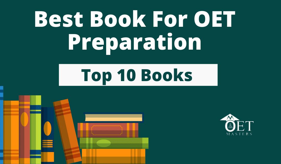 Best 10 Books For OET Exam Preparation 2020