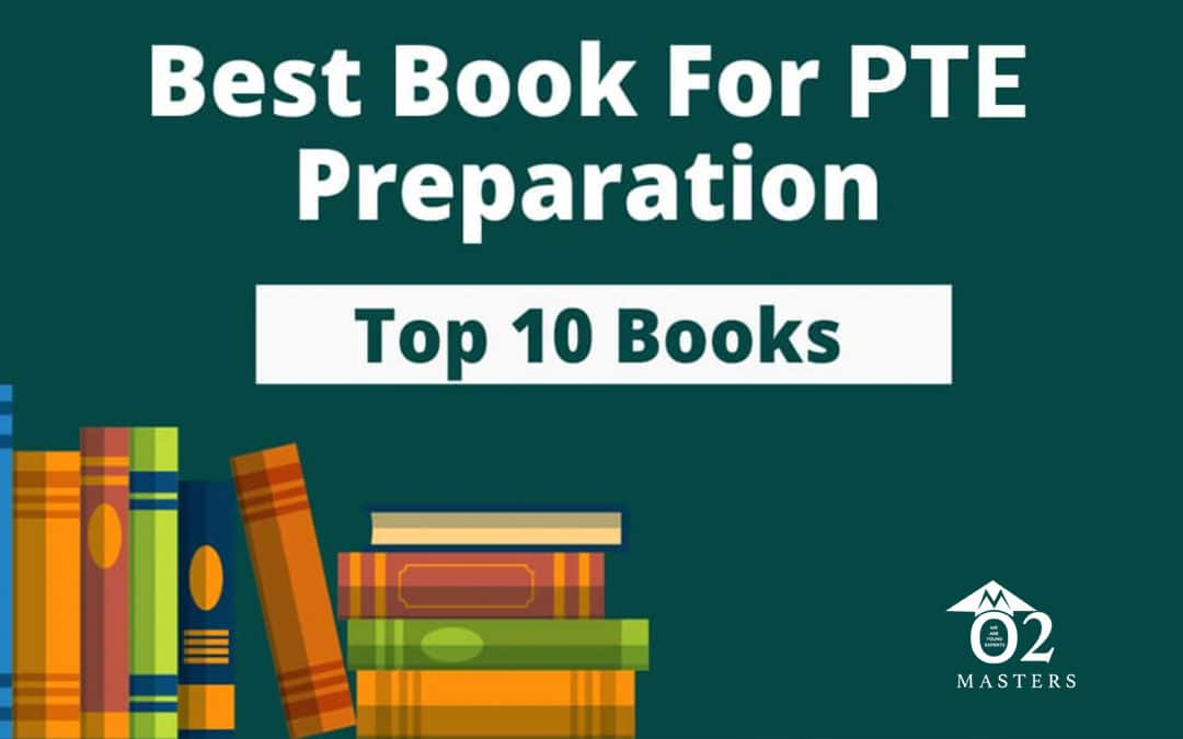 Best for books for pte exam