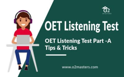 OET 2.0 Listening Test Tips