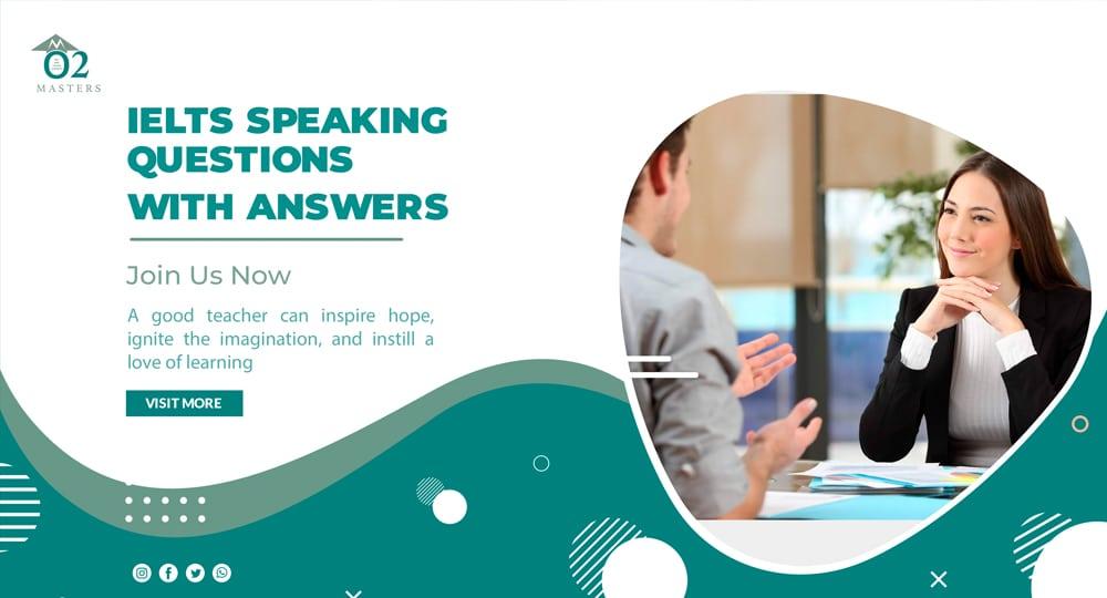 IELTS Speaking Answer