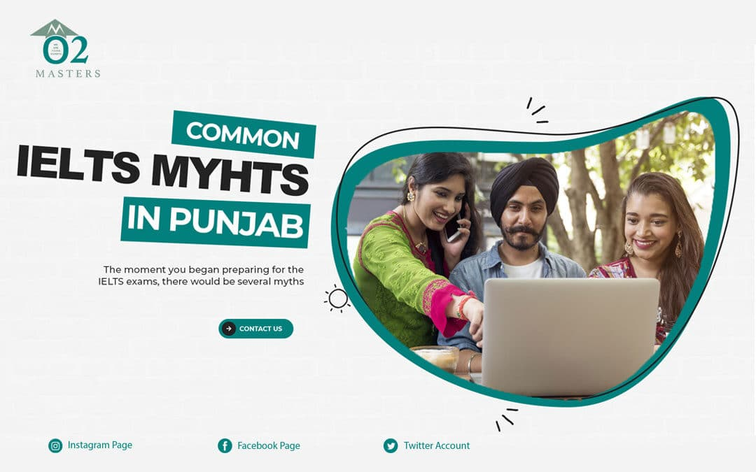 IELTS myths and rumors in Punjab
